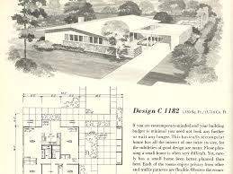 glamorous mid century house plans contemporary best inspiration