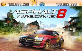 asphalt apk asphalt 8 airborne mod apk unlocked money cars