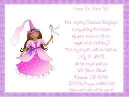 princess birthday invitations u2013 gangcraft net