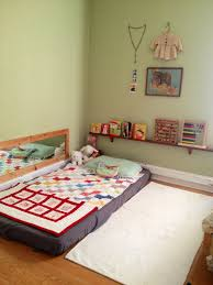 Montessori Floor Bed Frame Montessori Floor Bed Designs And Personal Story Parenting