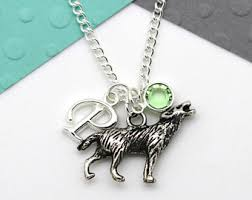 custom charm necklaces charm necklace etsy
