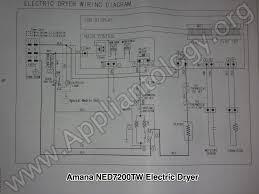 kenmore elite 795 circuit diagram in amana dryer wiring gooddy org