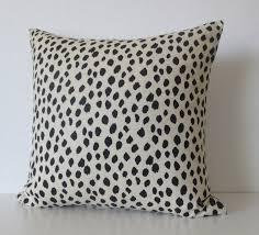 houndstooth home decor amazon com dodie beige black spot animal print dot print