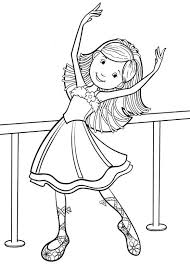 dance coloring pages coloring barbie dance coloringme