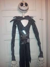 Jack Skellington Halloween Costume Disney U0027s Nightmare Christmas 6 Ft Jack Skellington