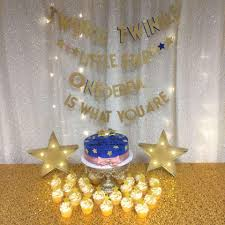 twinkle twinkle party supplies twinkle twinkle onederful is what you are birthday