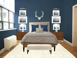 Blue Purple Bedroom - blue wall paint colors u2013 alternatux com