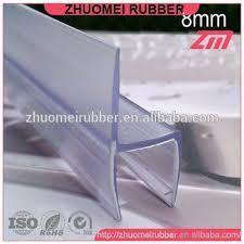 Plastic Strips For Shower Doors Plastic Water Guard Shower Door Seal Buy Shower Door Seal