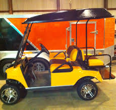 Club Car Ds Roof by Monkey Carts Golf Cart Service Sales Parts U0026 Custom Work