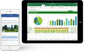 Table T Office 365 Mobile Apps For Ios Word Excel Powerpoint