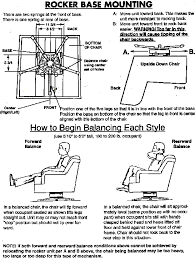Recliner Chair Handle Broken How To Fix Repair Replace Parts Of An Office Chair