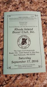 boxer dog shows 2016 rhode island boxer club inc home facebook