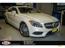 black diamond benz 2016 designo diamond white metallic mercedes benz cls 550 coupe