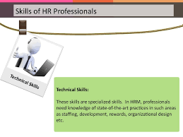 objective for resume human resources introduction to human resource management 46 skills of hr professionals
