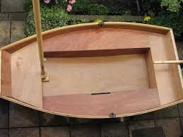 Free Wooden Boat Design Plans by Home Built Boat Plans Free Home Plan