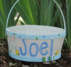 personalized easter baskets for kids the personalized easter baskets archives design chic design chic