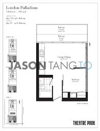 fox theater floor plan theatre park 224 king west toronto condos lofts