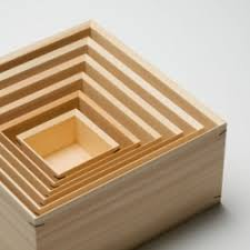 crafted wood work by jin kuramoto for mikamo 20844