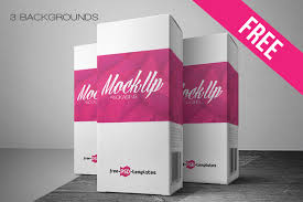 37 free psd cosmetic packaging mockups for creative designers