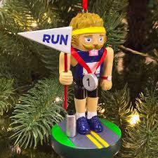 runner nutcracker resin ornament runner s world store