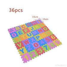 tappeti puzzle bambini stuoia educativo foam bambini giocattolo tappetino puzzle