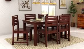 Wooden Dining Table Designs Images