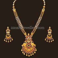 gold pendant long necklace images 27 best long necklace images indian jewellery jpg