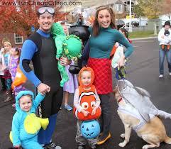 Cheap Costumes Halloween Diy Finding Nemo Costumes 6 Tricks Halloween