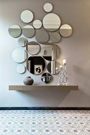 Circle Wall Mirrors 27 Gorgeous Wall Mirrors To Make A Statement Digsdigs