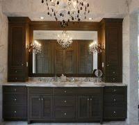 Dark Vanity Bathroom Imaginative Dark Vanity With Bright Bathroom Marble Floor