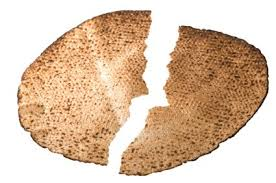 matzo unleavened bread marching on the bread of