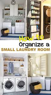 how to organize a small laundry room picky stitch