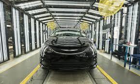 nissan canada auto parts parts shortage to idle fca u0027s canada minivan plant union says