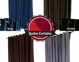 curtains u0026 window treatments etsy