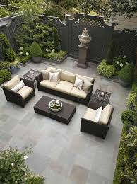 Maintenance Free Garden Ideas Maintenance Free Patio Furniture Home Design Ideas And Pictures