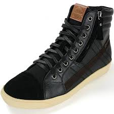 alpine swiss reto mens high top sneakers lace up u0026 zip ankle boots