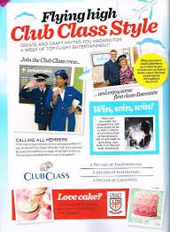 autumn fall 2015 issue of create and craft club magazine is out
