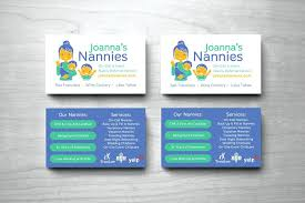 inspiring babysitting business card best credit cards templates