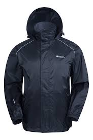 100 waterproof cycling jacket mens waterproof jackets rain jackets mountain warehouse gb