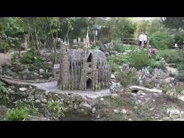 beautiful rock garden youtube