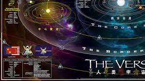 Map Of Universe Complete And Official Map Of The Verse U2013 Quantum Mechanix