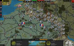 European Map Game by Real And Simulated Wars Strategic Command Wwii War In Europe