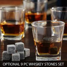 Old Fashioned Gift Set Classic Monogram Whiskey Set With Custom Wood Gift Box