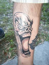 mens tattoos leg tattoos for men
