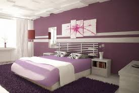 Decorations Wall Designs With Paint Home Design Interior And - Easy bedroom painting ideas