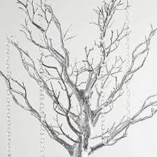 manzanita tree centerpieces balsacircle 30 manzanita tree with garlands for