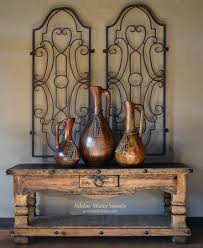 Tuscan Style Homes Interior Adobe Rustic Vases New At Accents Of Salado Online Tuscan