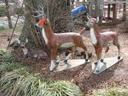 concrete deer images search