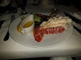comi de cuisine prato que pedi acho que foi a melhor lagosta que comi na minha