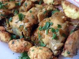 recette cuisine ramadan recette de plat algérien au poulet pour ramadan